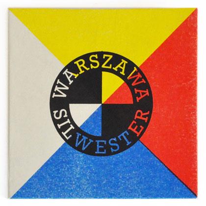 Omslag van Warszawa Silwester