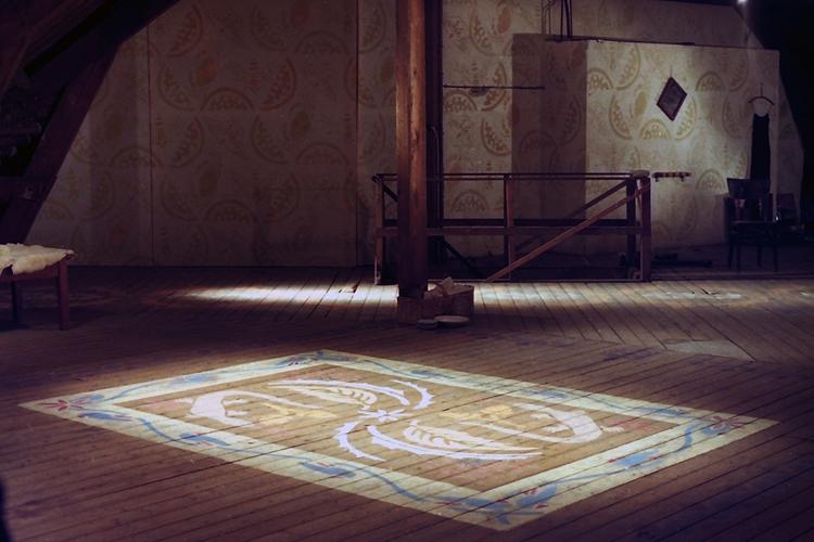 Een overzicht van het decor