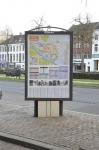 Centrumplattegrond Arnhem
